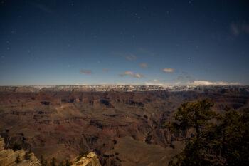 Grand Canyon Starry Night by Rick Ryan