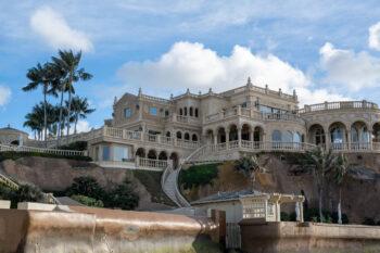 La Jolla Castle House by Rick Ryan